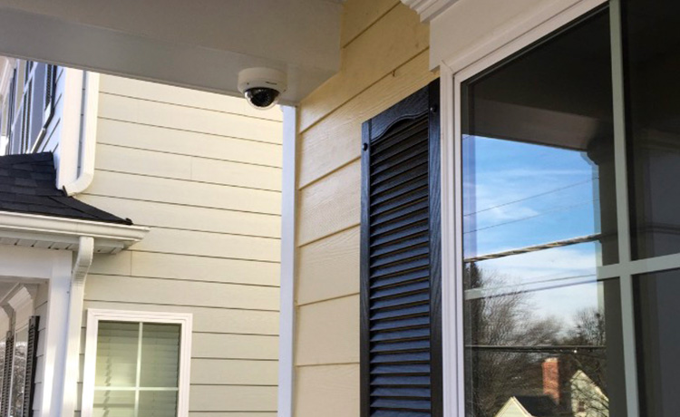 Residential Camera Surveillance